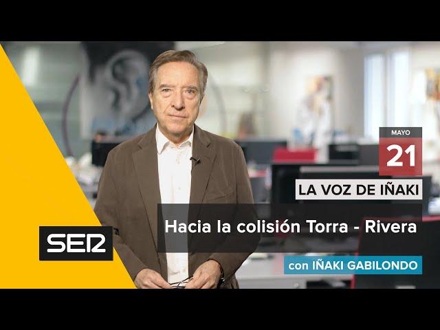Hacia la colisión Torra-Rivera
