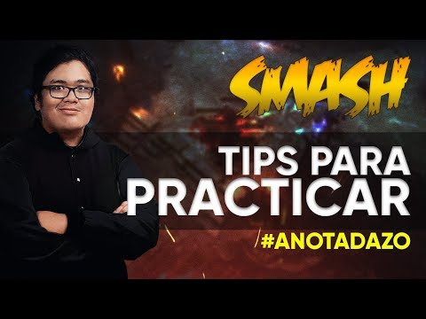 SmasH comparte TIPS para practicar!