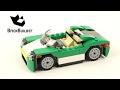 Lego Creator 31056 Green Cruiser - Lego Speed Build