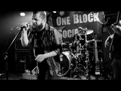 One Block Society - Casablanca Incident  (Live @ An club)