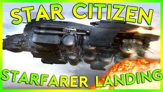 Star Citizen Alpha 2.4   STARFARER MULTICREW ASTEROID   Part 109 (Star Citizen 2016 PC Gameplay)