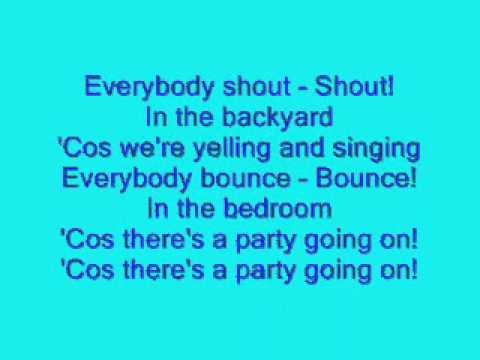 Hi5 Its A Party Lyricswmv