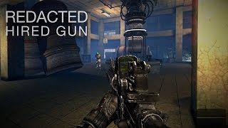 Redacted Hired Gun Gameplay (1080p HD)