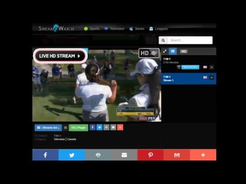 TSN Live Stream 24/7