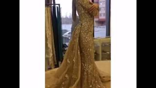 Евгения Феофилактова. Я влюбилась в это платье.