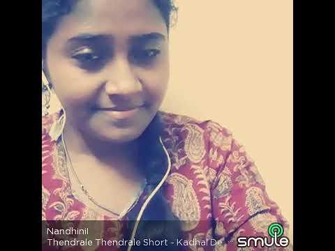 Thendrale thendrale short | Kadhal Desam by Nandhini