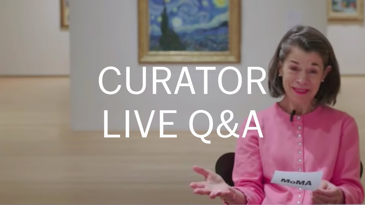 Download LIVE Q&A with MoMA Curator Anne Umland (April 24)