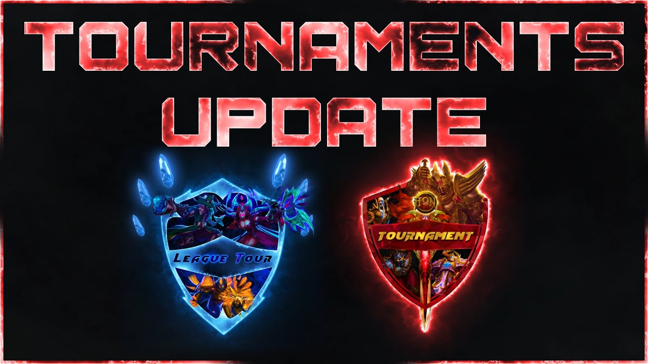 Upcoming Tournament Changes