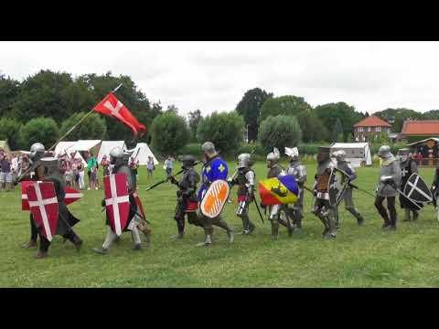 De slag om Doornenburg 2019 op zaterdag 6 juli