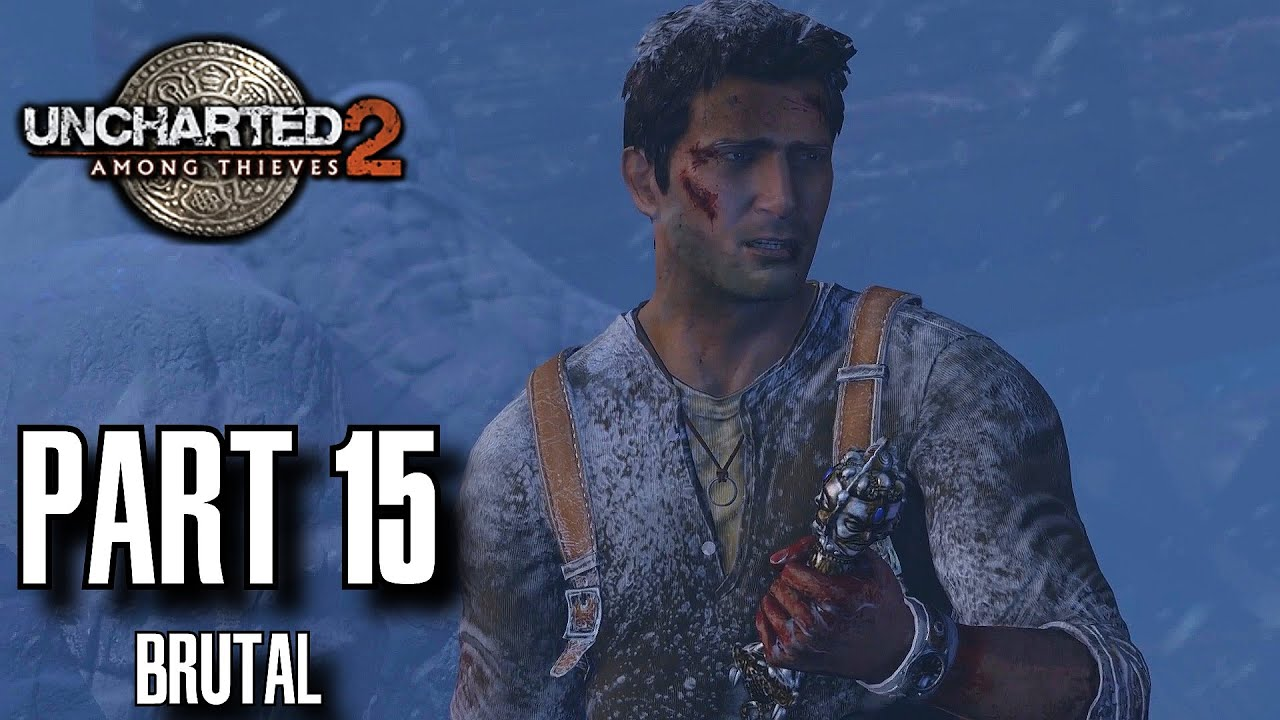 Train Wrecked Uncharted 2 Wiki Guide Ign