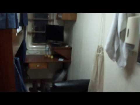 enfermaria e camarote - rig move - plataforma ss52 ocean whittington - 02 de maio 2012