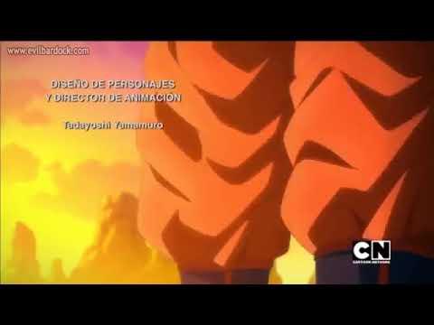 Rodrigo Llamas - Ending 6 Dragon Ball Super (Cartoon Network)