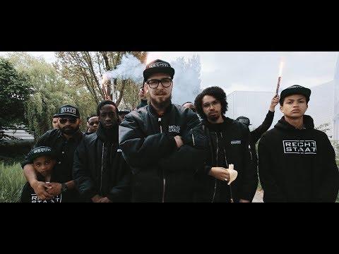 De Rechtstaat - Ik Schaam Me Niet (officiële videoclip)