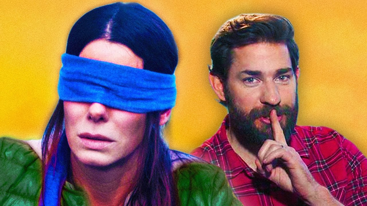 Bird Box Should Apologize To A Quiet Place Youtube