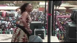 ANGELA NYIRENDA LIVE AT THE LUSAKA SHOWGROUNDS  CHALO CHUWAMA NA WAKO 1