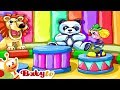 Toy Clown & Soldier | Colors and Toys | BabyTV
