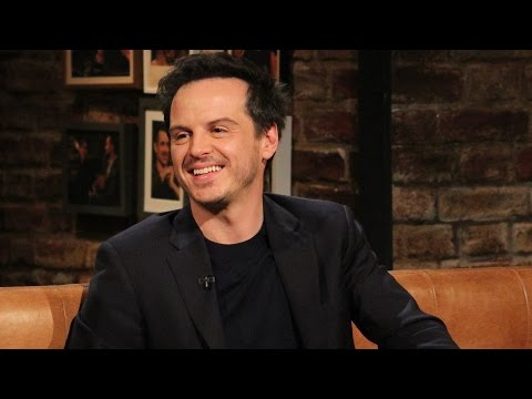 Andrew Scott on the marriage referendum's impact | The Late Late Show | RTÉ One