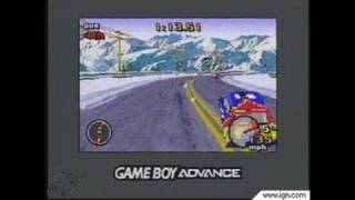 Top Gear Rally Game Boy Gameplay