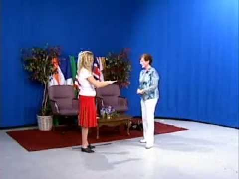 TV Show Episode #9: Intro to Tap Dancing with Nancy Newell