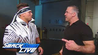 Download Video Shane McMahon confronts The Miz: SmackDown LIVE, Dec. 11, 2018 MP3 3GP MP4