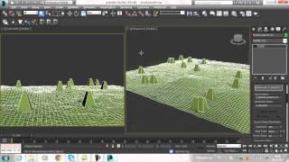 Autodesk 3ds Max 2014.Запись обучения. Урок 14