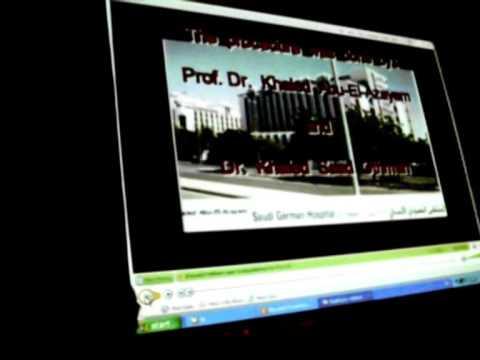 Azayem Presentations - Luxor : Holmium Laser Endopyelotomy .... د. خالد أبوالعزائم