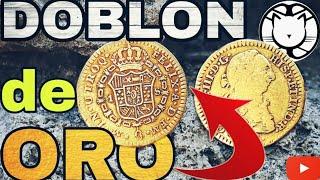 Encontre DOBLON ORO PURO un VERDADERO TESORO!!