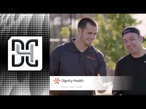 Dignity Health Commercial - Derek Carr