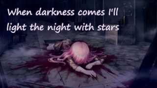 Nightcore- Whispers in the dark [with lyrics]