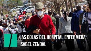 La vacunación en el Zendal trae cola