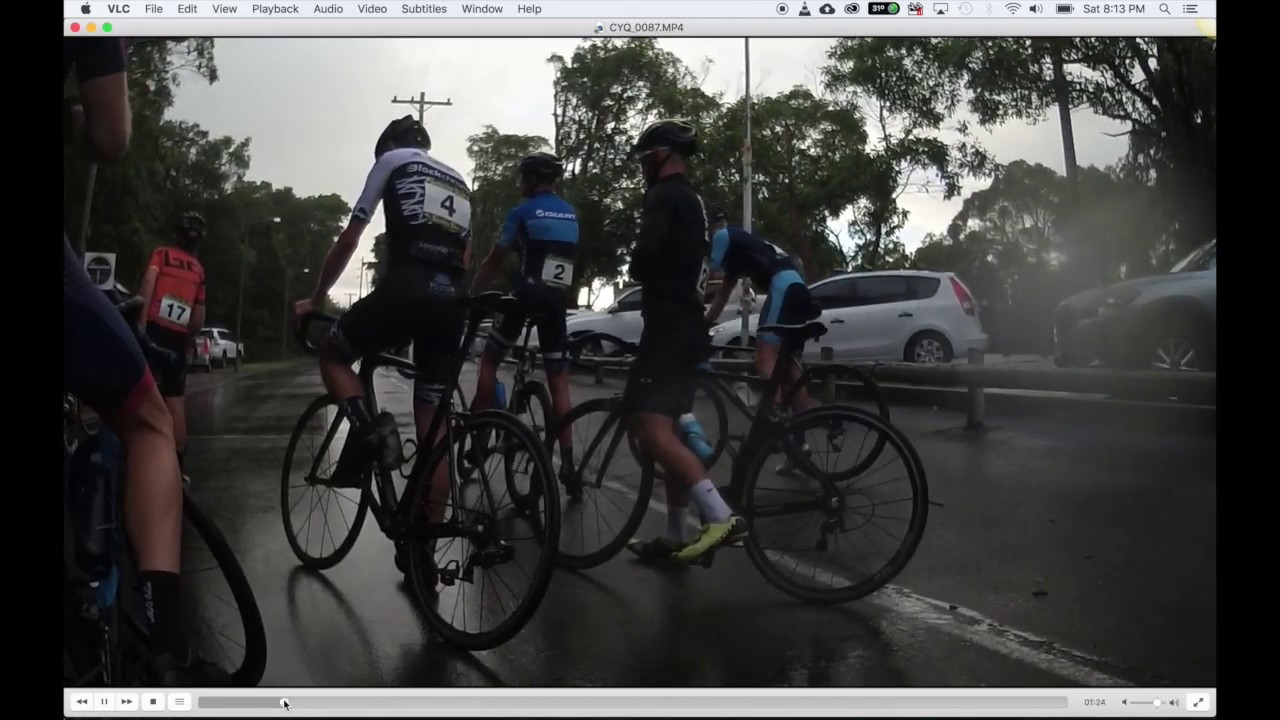 GARMIN VIRB EDIT, DASHWARE, CYCLIQ, GARMIN 520 AND XERT MPA OVERLAY  DEMONSTRATION: CYCLING RACE
