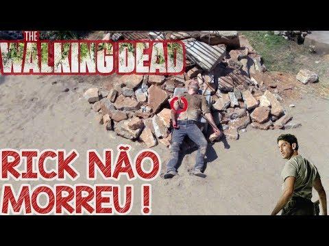 Rick Grimes Não Morreu em TWD - The Walking Dead 9 temporada 4 episódio