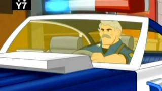 """Transformers: Rescue Bots """"Chase"""" (Voiced by DC Douglas)"""