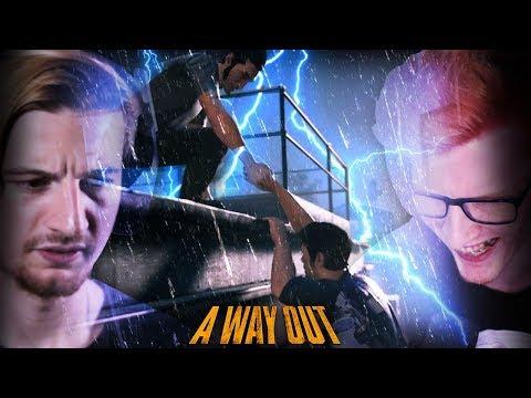 WE ESCAPED!!   A Way Out (Part 4)