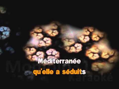 Méditerranée - Tino Rossi - Chanté par Bruno