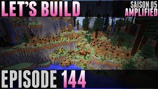 Minecraft - Let's Build V #144 - Finir le Marché