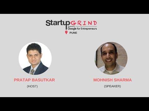 Startup Grind Pune hosts Mohnish Sharma Founder @ HaraBaag
