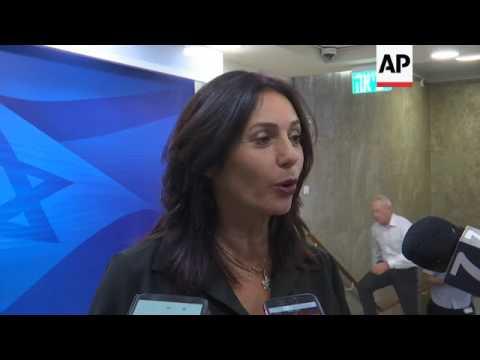 Israeli sports minister backs PM facing fraud probe