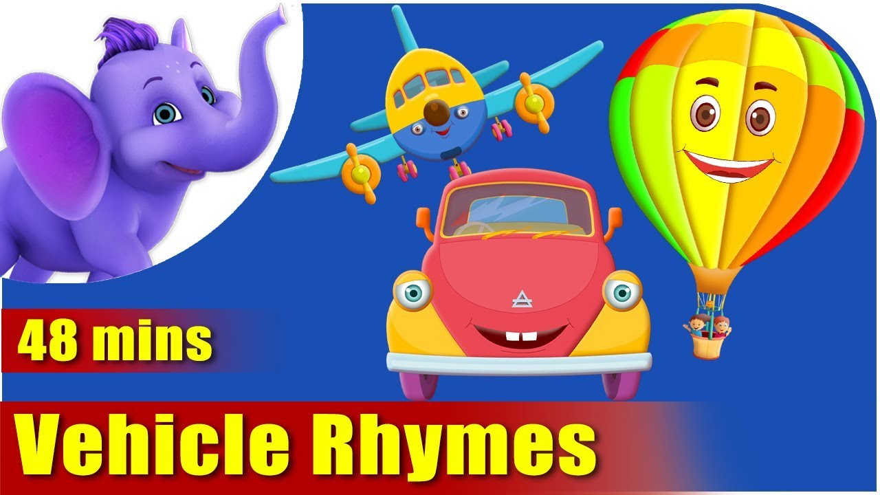 Best Collection Of Rhymes For Children In