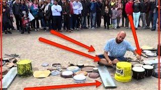 Fastest Drummer