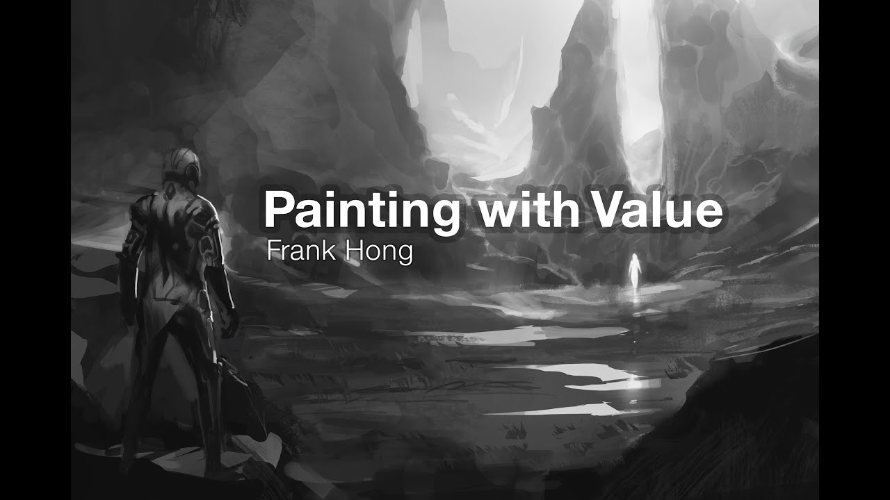 how to add depth to a painting