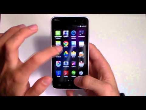 wiko lenny vs iphone