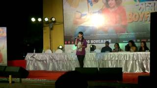 CHUPI CHUPI   MADHURAA BHATTACHARYA LIVE   THAMMAR BOYFRIEND