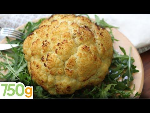 recette-de-chou-fleur-grillé---750g