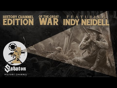The Great War &39;History Channel Edition&39; – Sabaton History Announcement