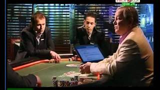 Школа покера Дм. Лесного. Урок 24-1. Отложенный рэйз