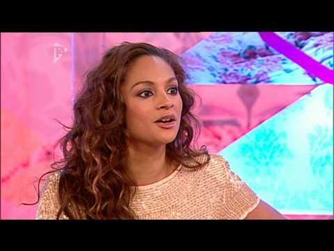 Alesha Dixon - T4 Interview (15th November '09)