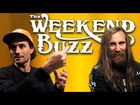 Chris Haslam & John Rattray Are Laser Tag Losers & Voltron: Weekend Buzz ep. 1