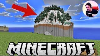 Gökyüzü Adaları | Minecraft Türkçe Skylandia | Bölüm 1