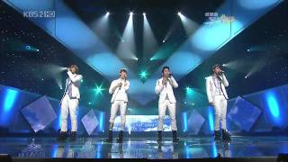 [HD] 100305 2AM - Never Let You Go MP3